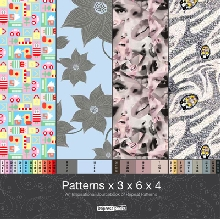 Patterns x 3 x 6 x 4 - An Inspirational Sourcebook of Repeat Patterns